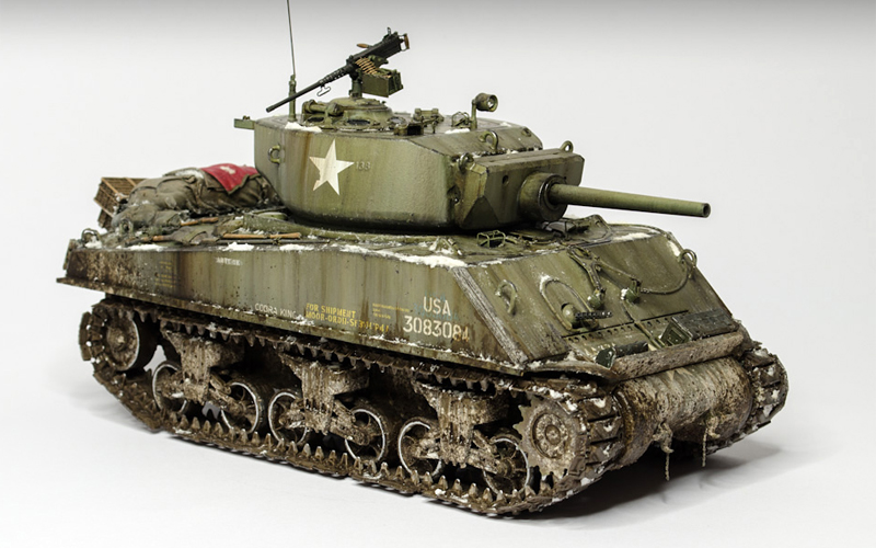 Sherman Cobra King M4A3E2